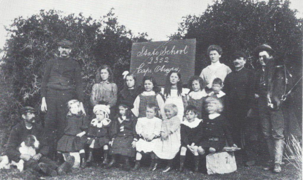 Cape Otway School 1908